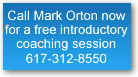 Call for free introductory coaching session